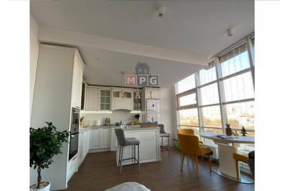 3 комнатная квартира в Доме бизнес-класса ЖК «Павловский Квартал»